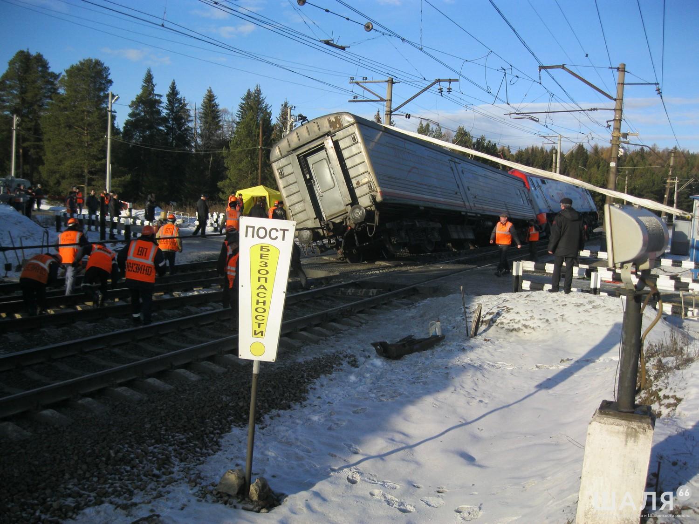 пришлось сегодня сход грузового поезда сковородино сегодня фото популярность обусловлена компактностью